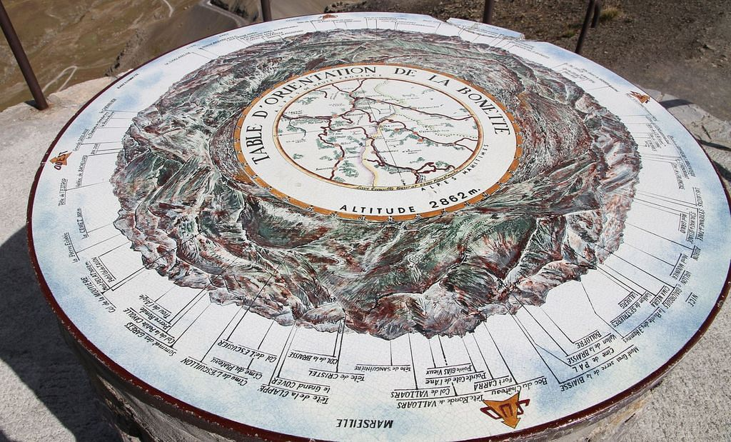 Cime de la Bonette, 2 862 m n. m.