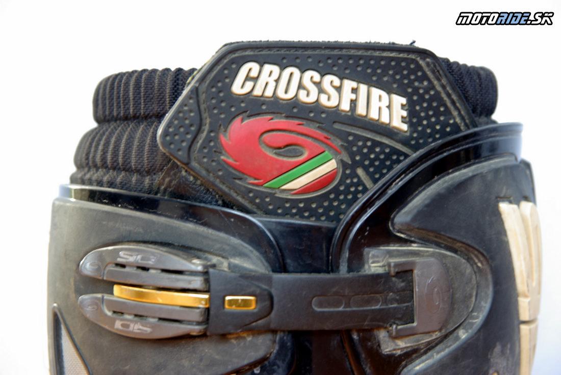 Čižmi Sidi Crossfire SRS