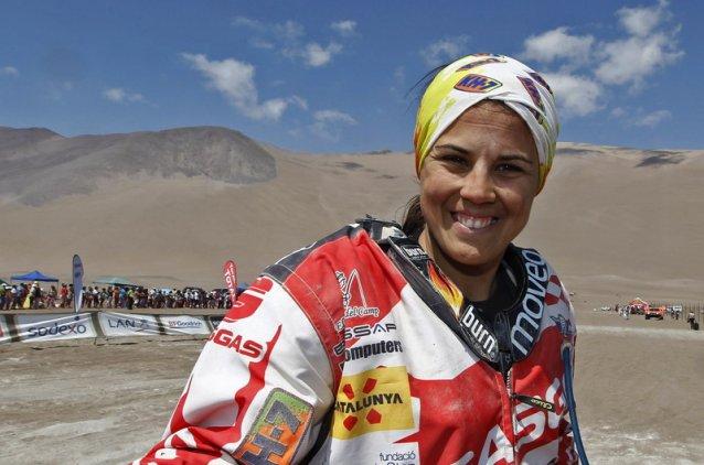 Dakar 2012 - 14.etapa