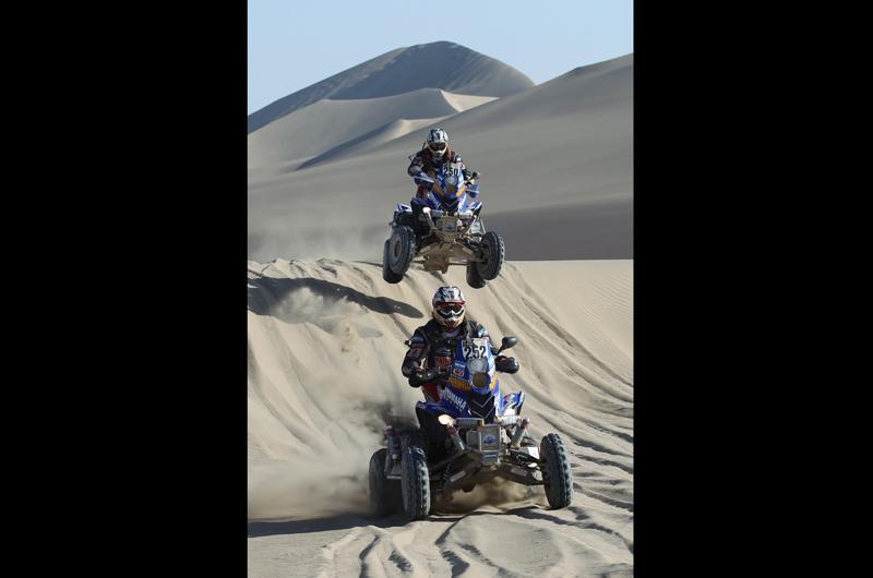 Dakar 2012 - 13.etapa