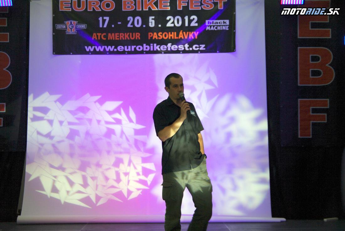 Rozhovor s Dakaristami, Incheba 2012