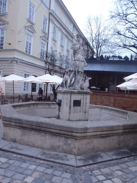 Ľvov - historické centrum mesta, Ukrajina - Bod záujmu