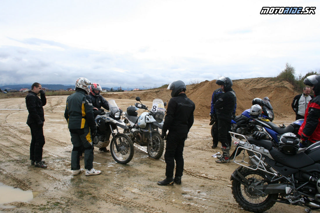 Touratech Enduroškola