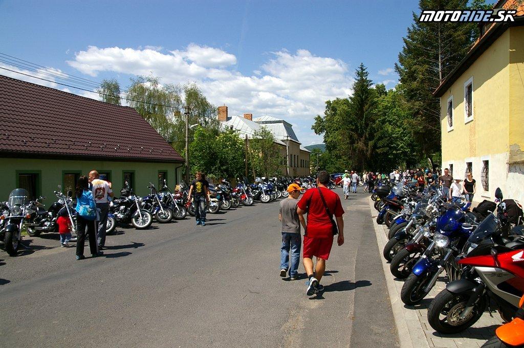 Fotoreport - 7. Haličká motorkáreň 2012