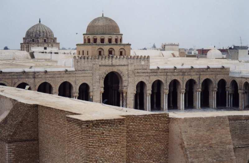 Kairouan Grande  Mosque
