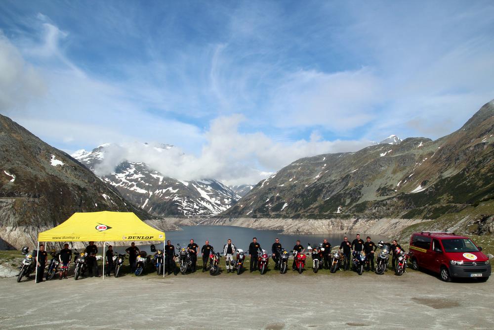Dunlop Moto Tour 2012