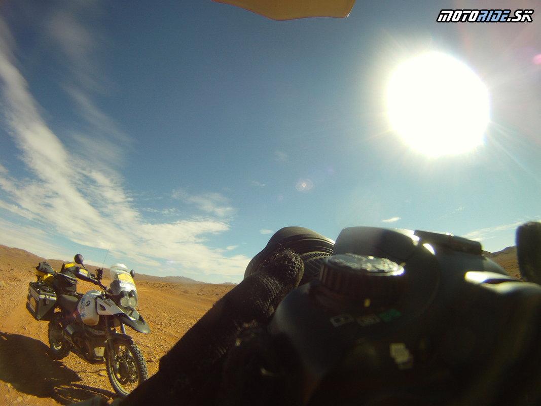 Timelapse - časozberné video z Maroka - dostupné aj vo Full HD.