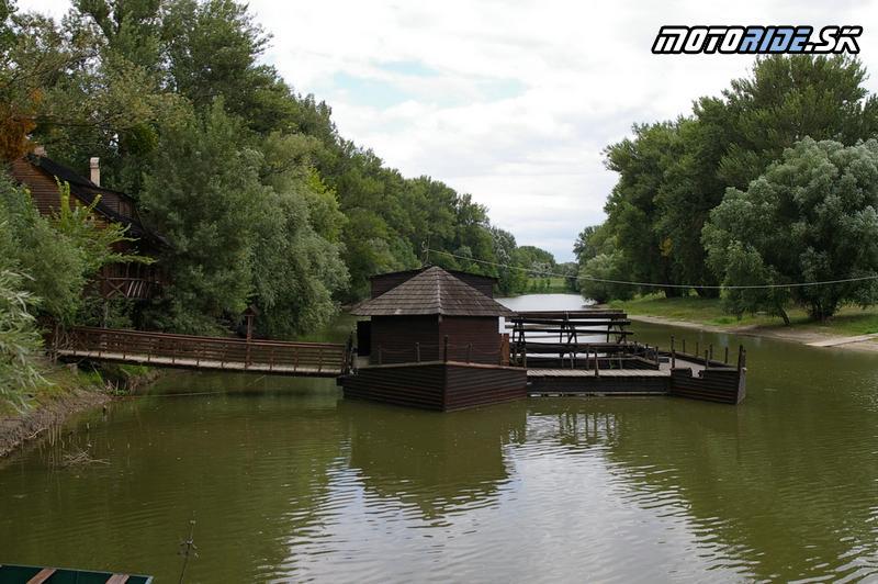 Motoride Stretko 2012 - mlyn Kolárovo