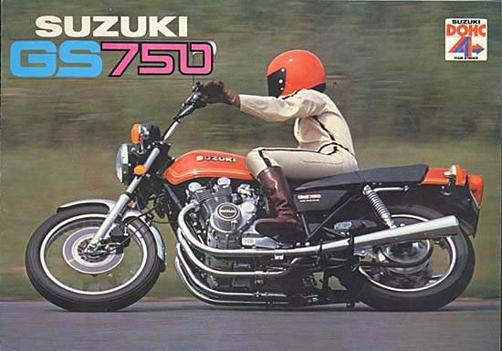 <b>Suzuki GS 750</b>