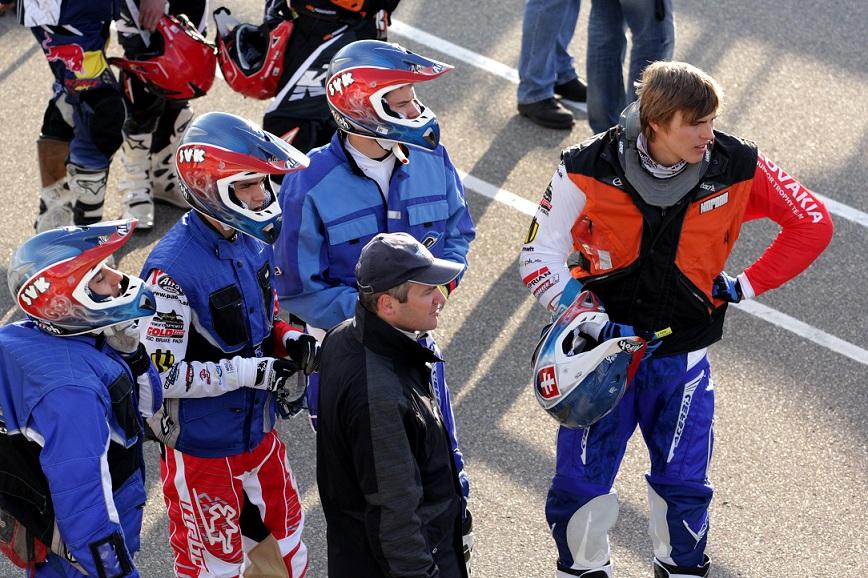 ISDE 2012 ŠesťdĽová Sachsenring, prvý súťažný deĽ