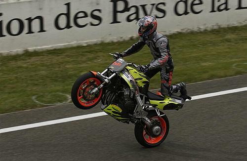 Shov pred pretekmi 24-hodinovky v Le Mans...