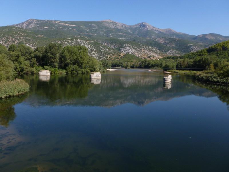 Grécka rieka pri Xanti