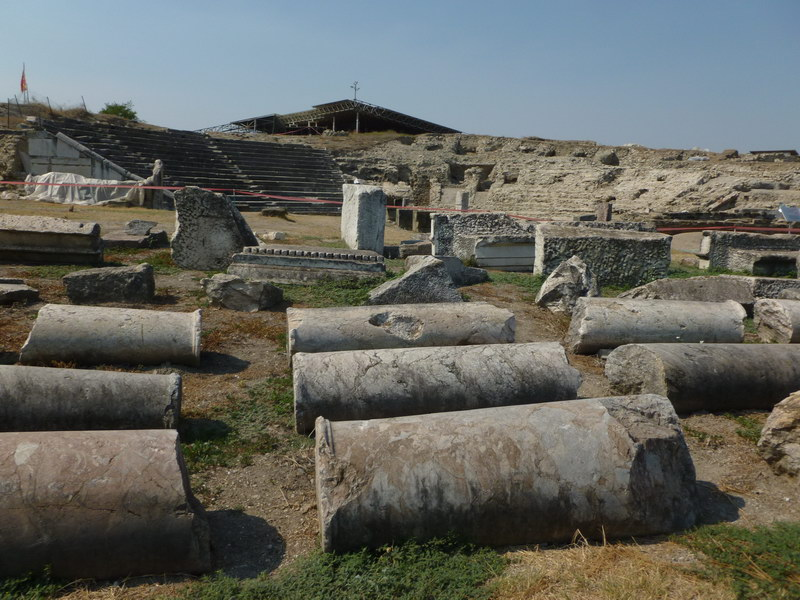Rímska pevnosť v Macedónsku