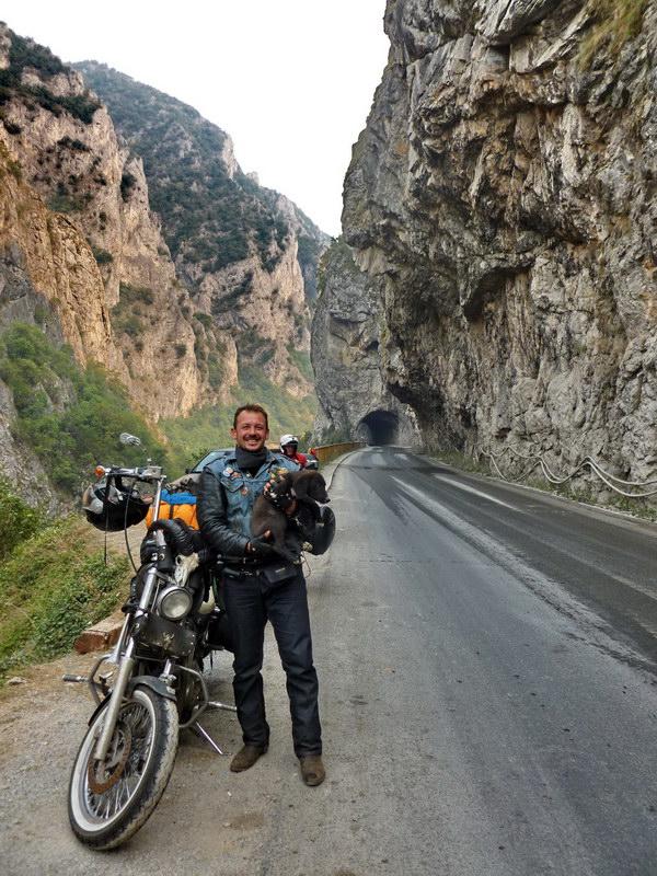 Čierna Hora - nájdi psa