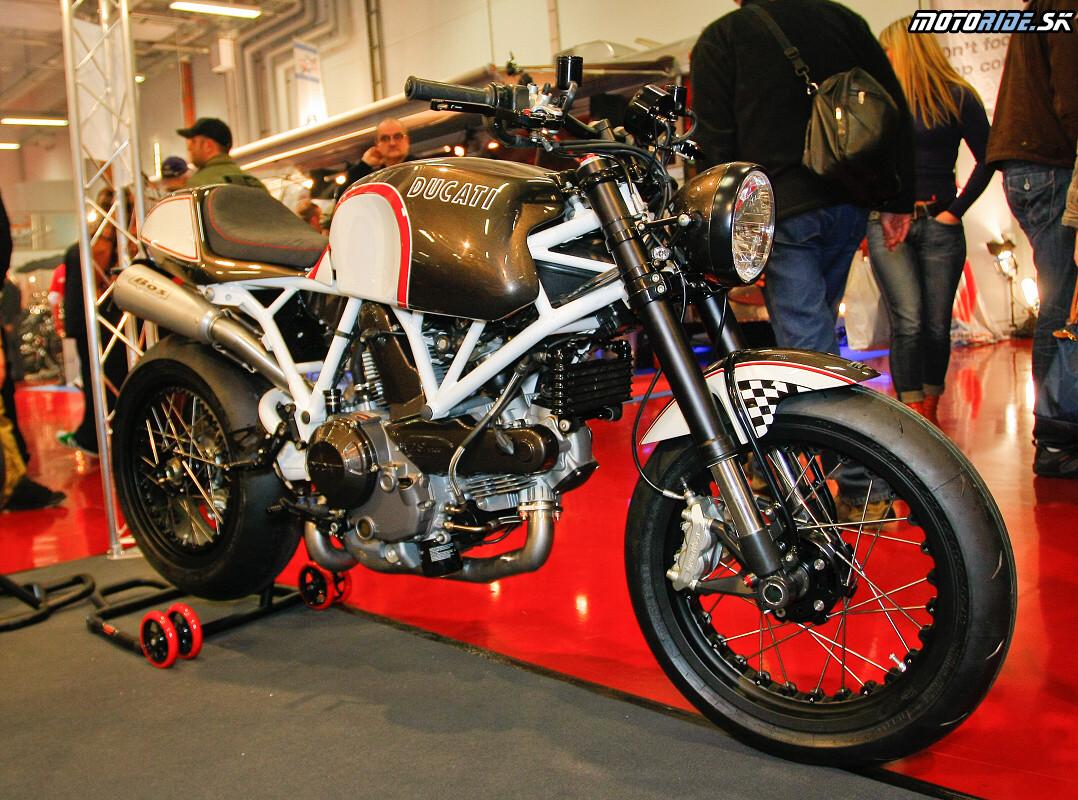 Custom Bike Show Bad Salzuflen 2012 - časť 3