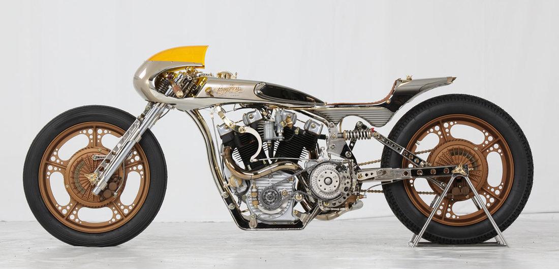 Custom Bike Show 2012 - PainTTless