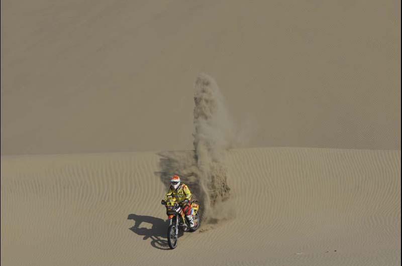 Dakar 2013 - 3. etapa - Jordi VILADOMS (ESP)