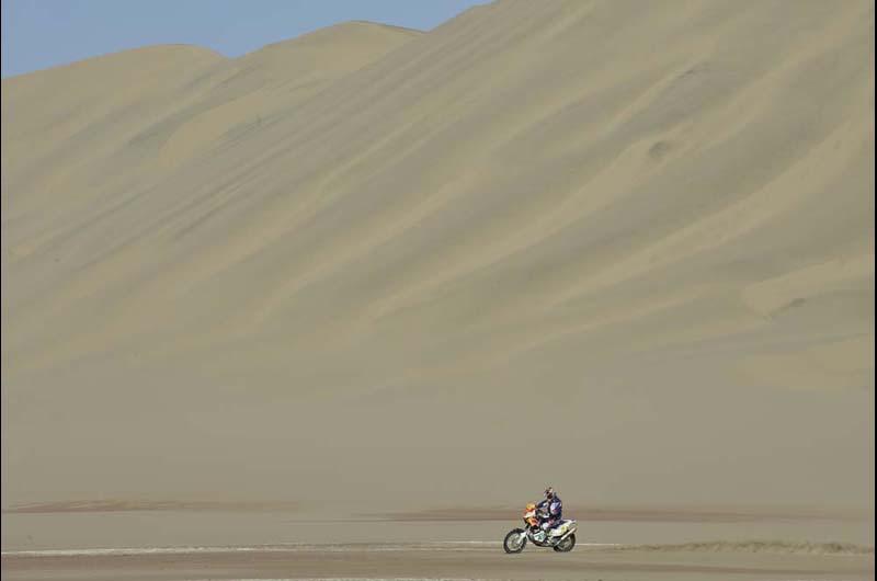 Dakar 2013 - 3. etapa