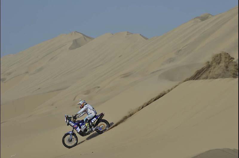 Dakar 2013 - 3. etapa - Romain SOUVIGNET (FRA)