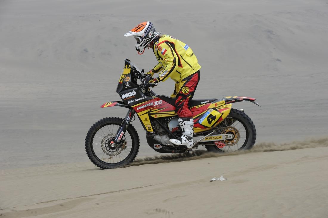 Dakar 2013 – 3. etapa - Viladoms (Husqvarna)