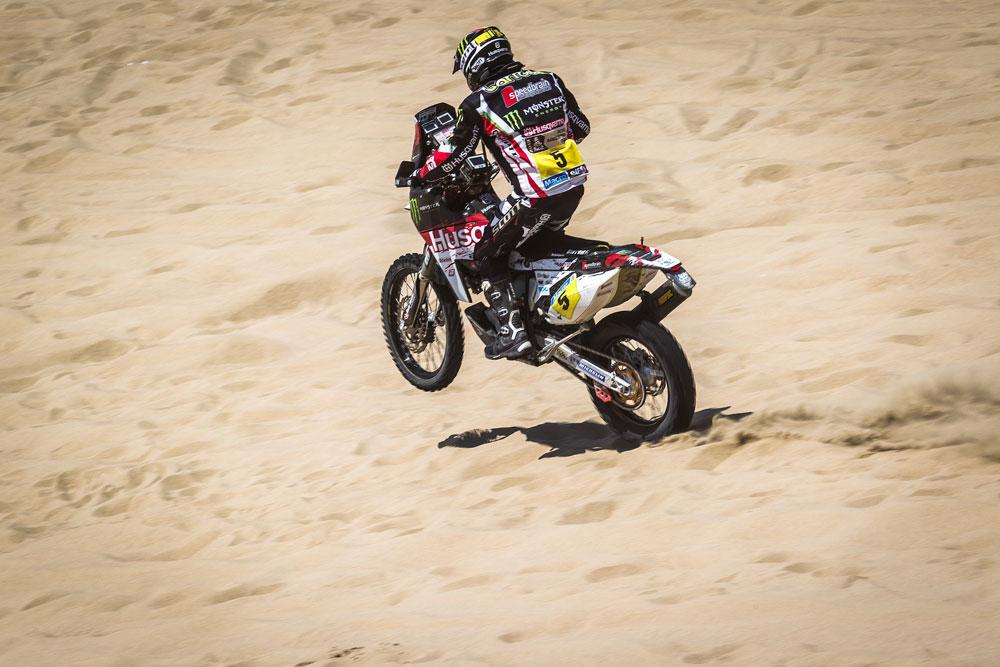 Dakar 2013 - 3. etapa - Joan BARREDA BORT (ESP) - Husqvarna