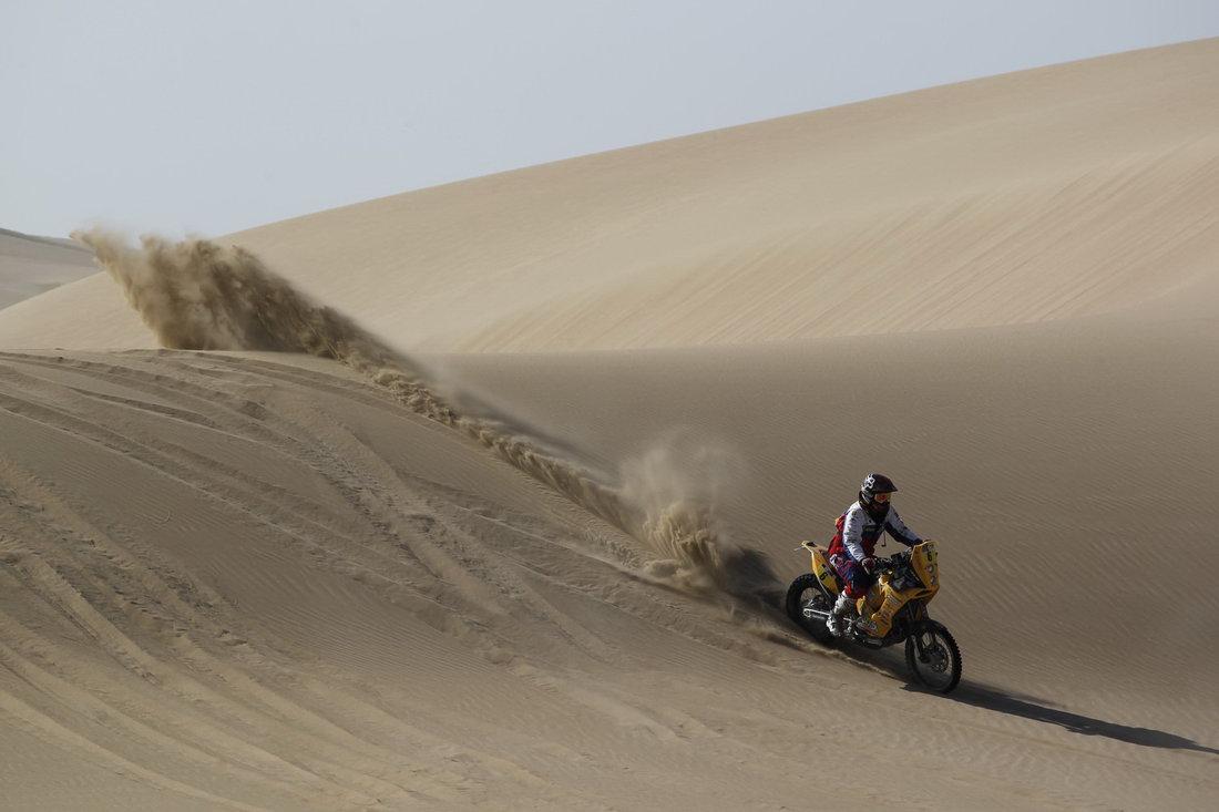 Dakar 2013 - 3. etapa - Štefan Svitko