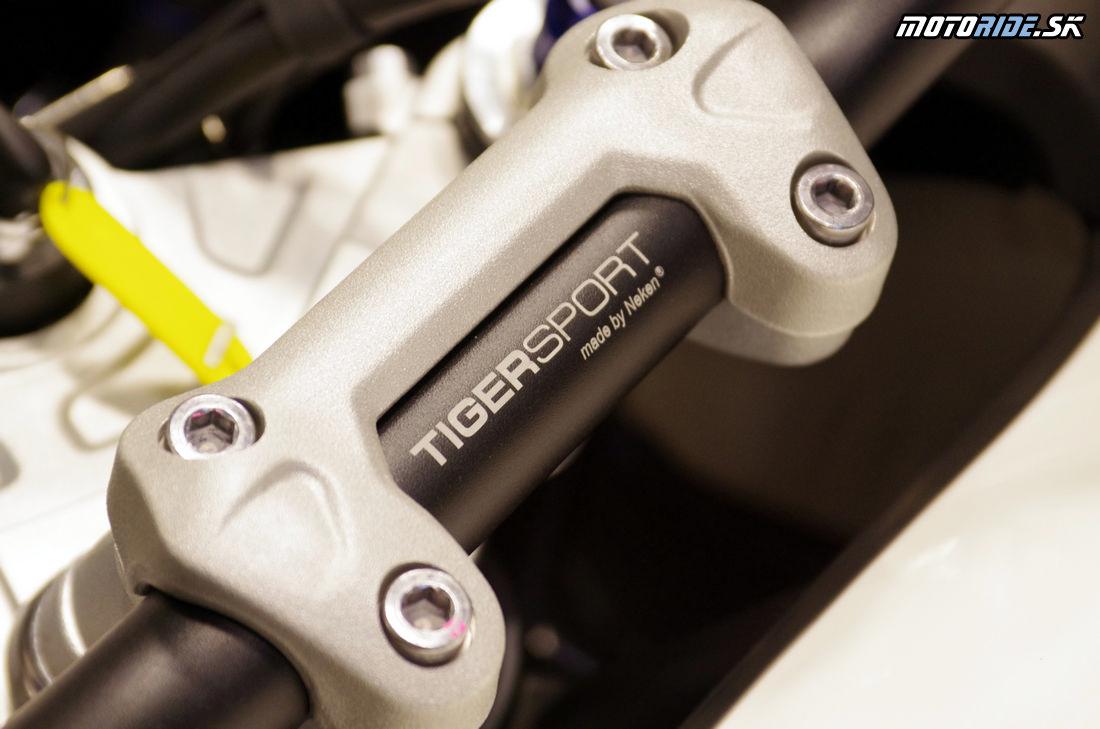 Triumph Tiger Sport 2013 - Predstavenie - Sitges - Španielsko