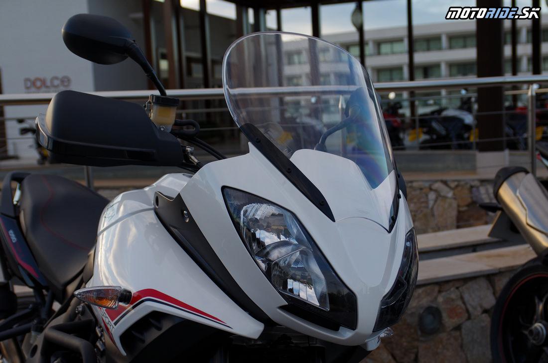 Triumph Tiger Sport 1050 - 2013