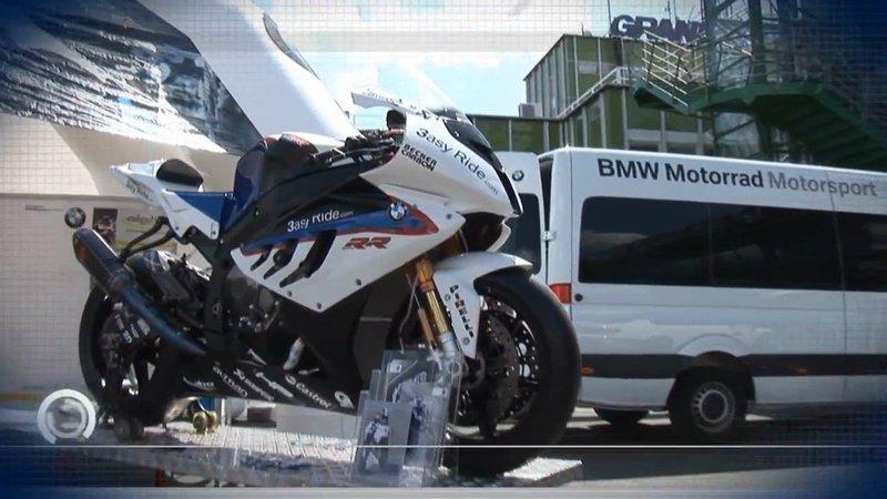 BMW RR DAYS BRNO 2012