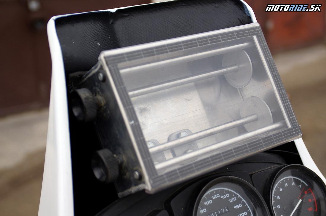 BMW R 1150 Rally Raid, kapotáž by jasterica