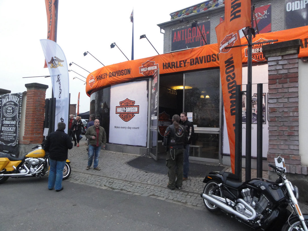 Harley-Davidson Premium Night - Rock Opera