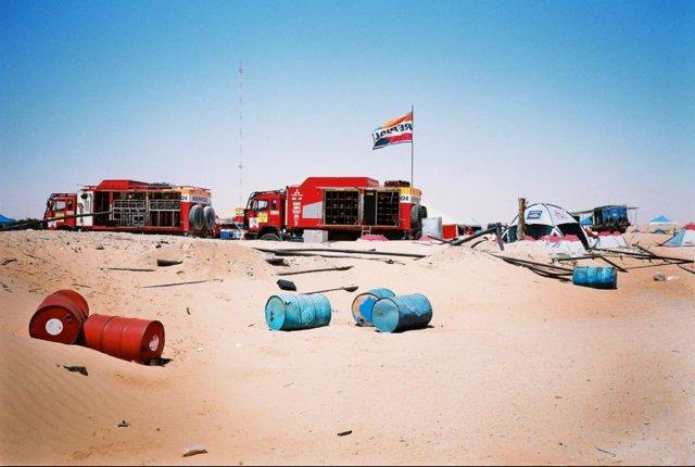Rallye Tunisia 2006