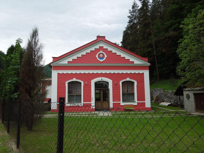 Hydroelektráreň v Ľubochni, Slovensko - Bod záujmu