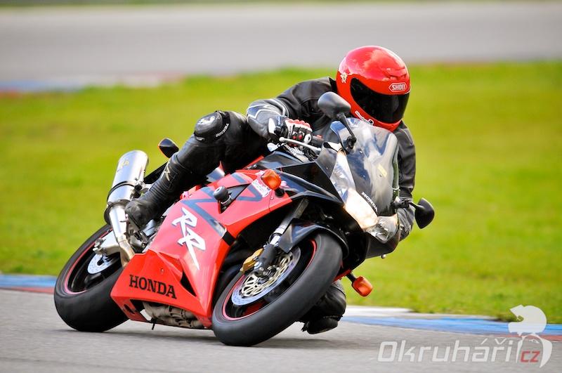 Okruhový den pro motocykly na SPZtkách