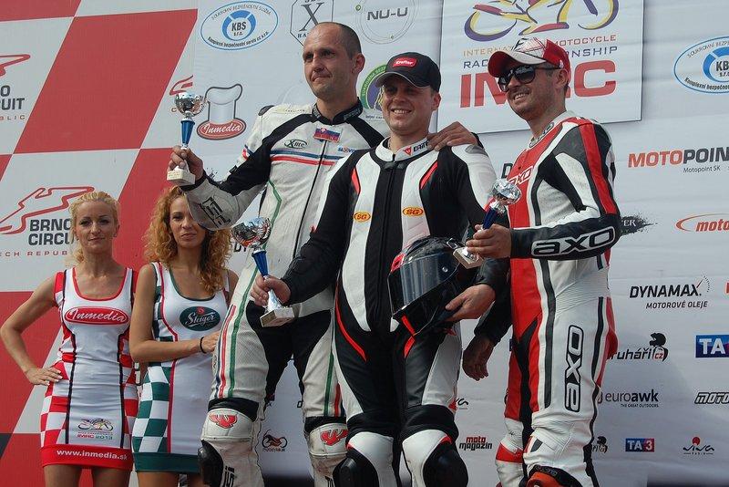 Majstrovstvá SR Superbike