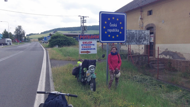 Cesta NAPIONIERI na 24 hodinovku do Novej Paky