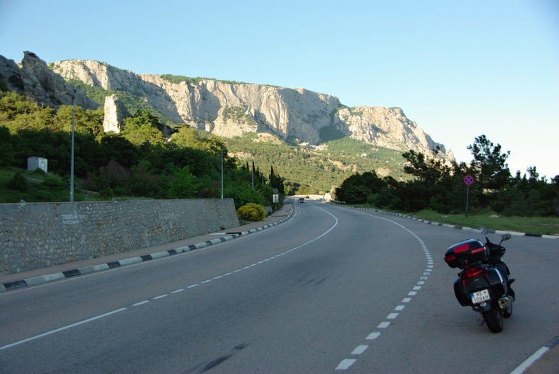 Makarska, či Krym?
