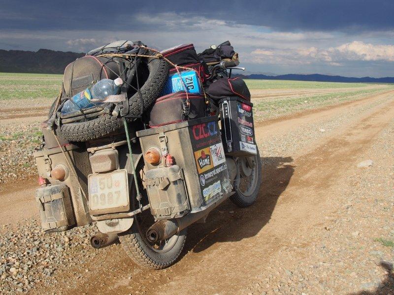Jawa kolem světa: 05 - Mongolsko severní