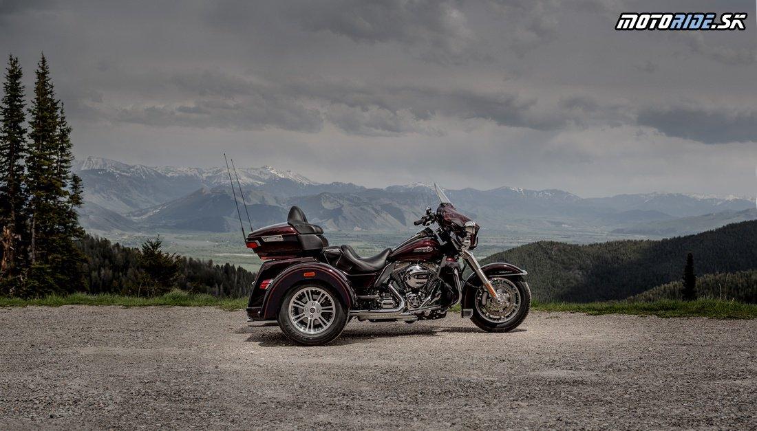 Harley-Davidson Tri Glide® Ultra Classic® 2014