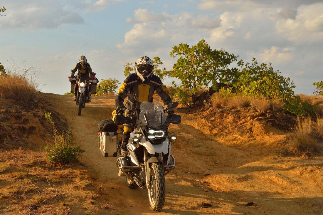 Madagascar siedmy kontinent by Touratech