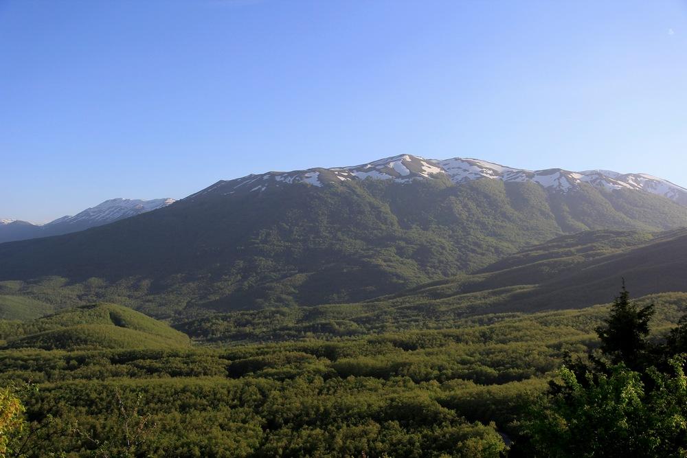 Kopce nad Ohridom