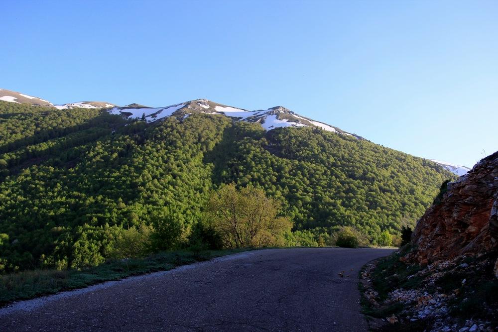 Medzi Prespánskym a Ohridským jazerom
