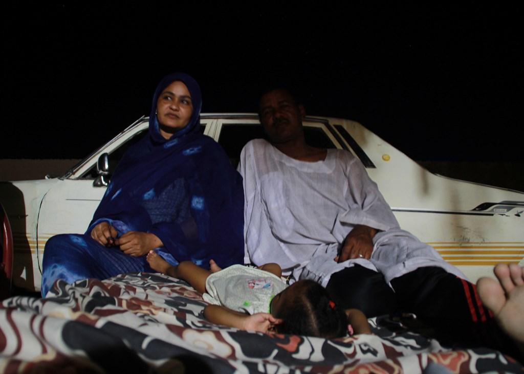 Moto Girl Trip - Sudán, Wadi Halfa