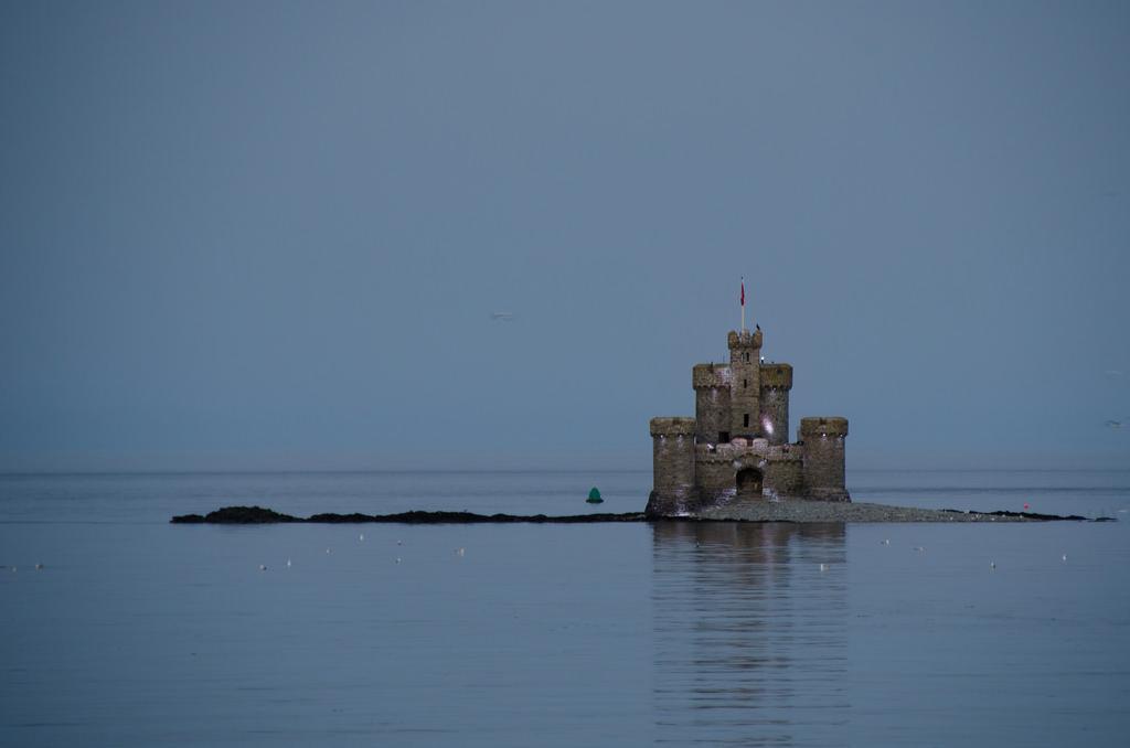 Hrad v Douglaskom zálive