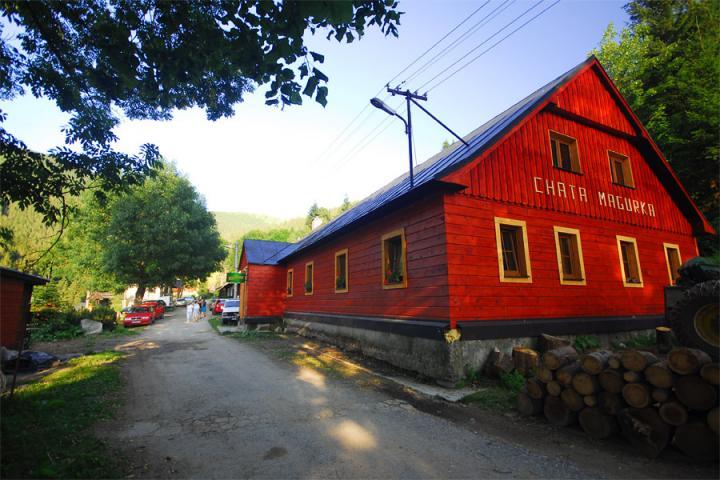 Magurka, Slovensko - Bod záujmu