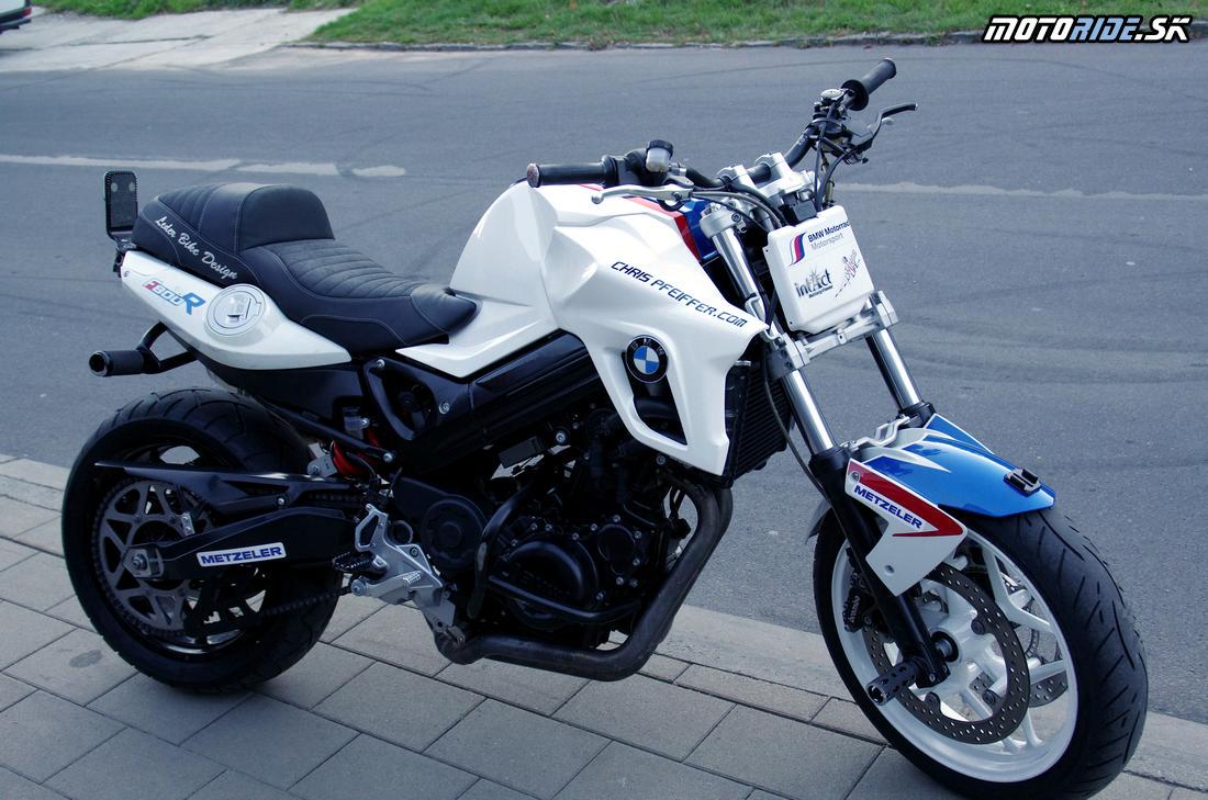 Chris Pfeiffer otvoril BMW Mottorad v Banskej Bystrici