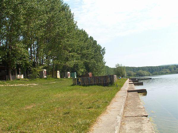 Vodná nádrž Buková, Slovensko - Bod záujmu