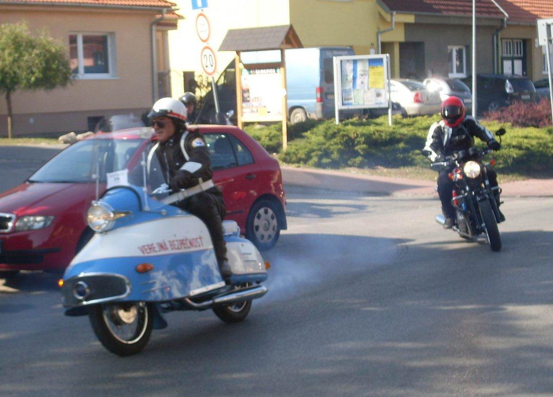 Posledné tankovanie 2013, Veterány, Šenkvice