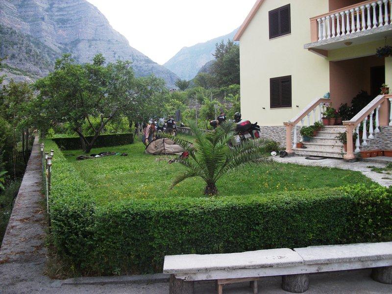 Ubytovanie v Tamare, Albánsko - Bod záujmu