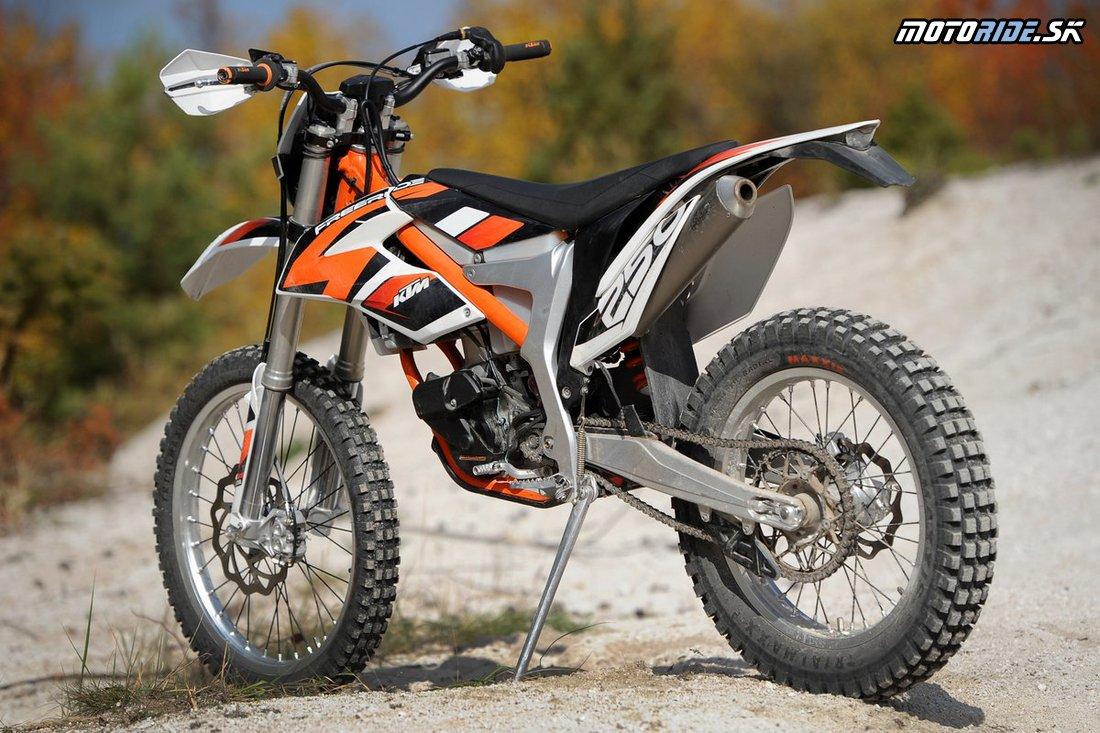 006 KTM Freeride 250R